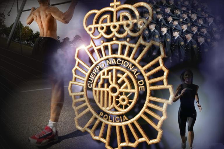Entrenamiento para la policía nacional: pruebas y rutinas (ii)