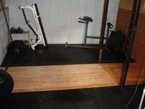 Cómo hacer un gimnasio en casa