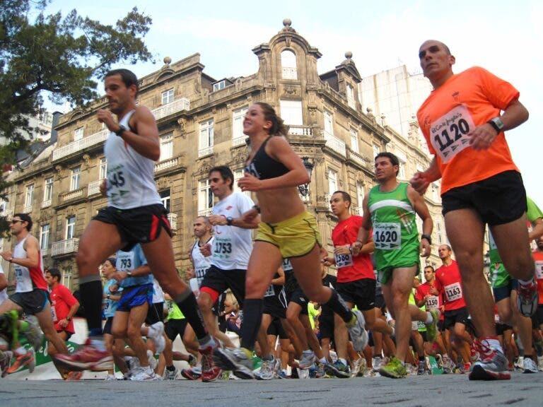 tecnica running