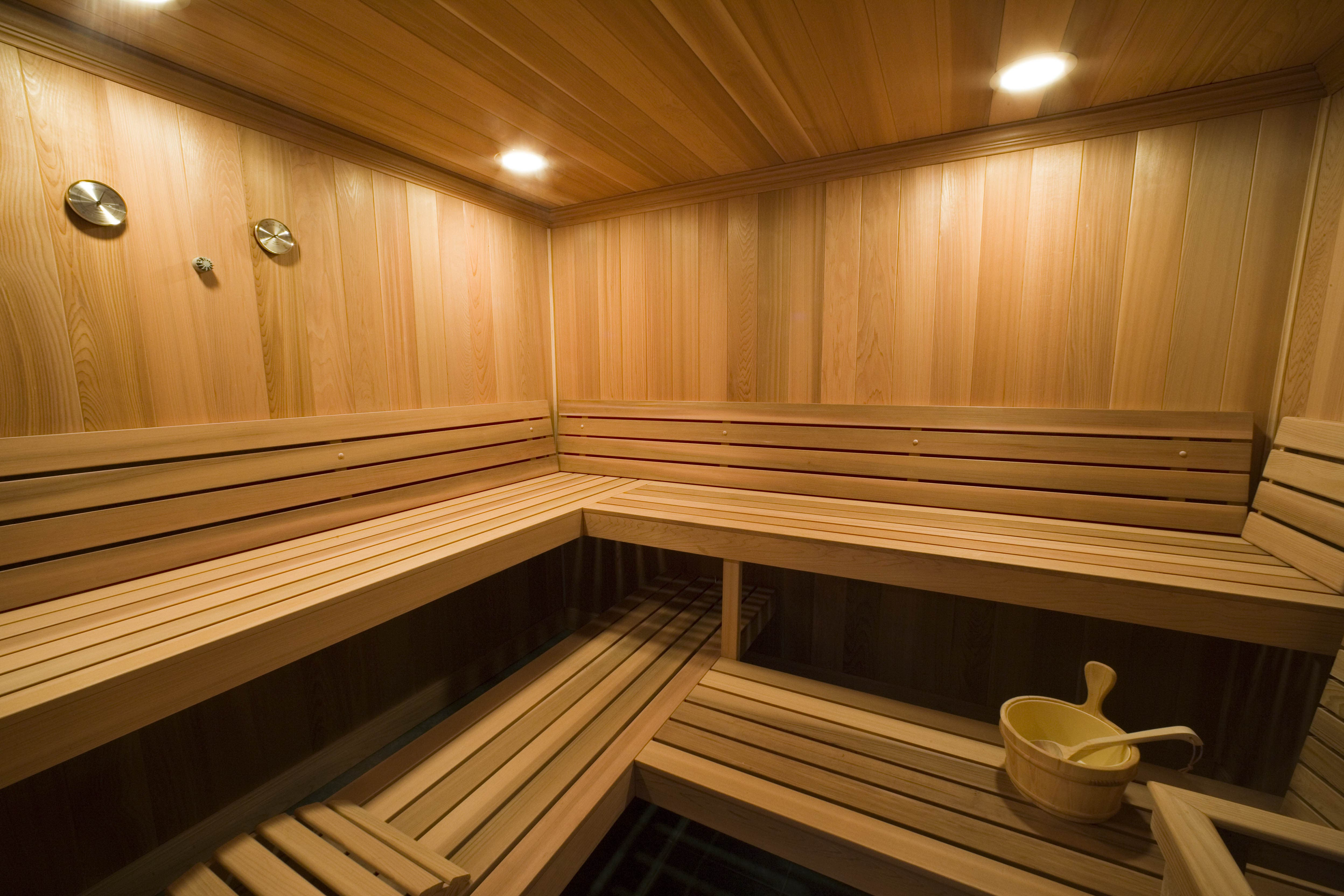 Beneficios de la sauna entrenamiento for Home sauna