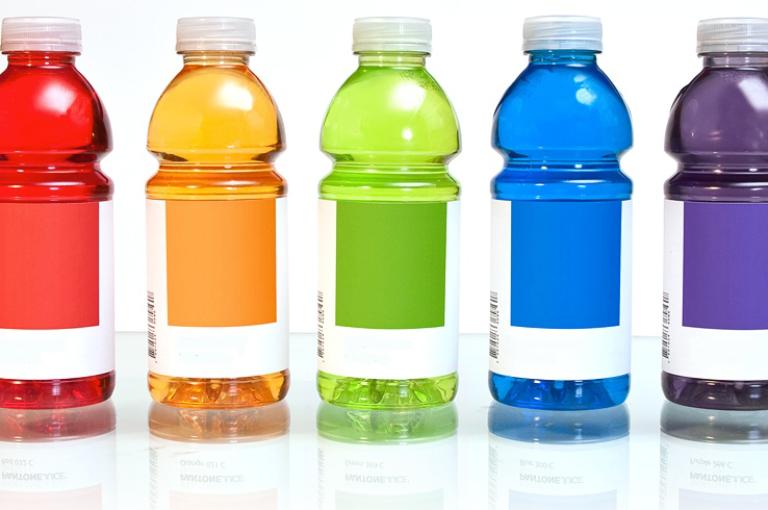 Bebidas isotónicas y ejercicio