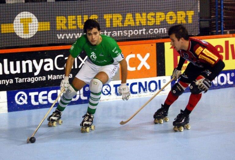Jugadores de Hockey