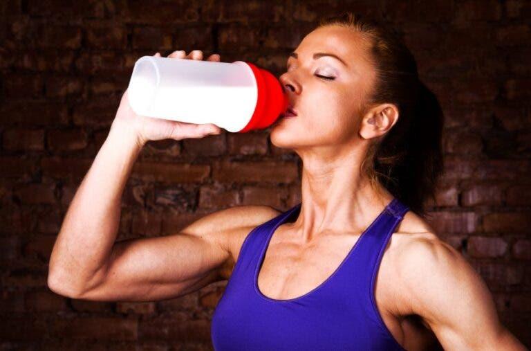 por qué tomar proteína whey
