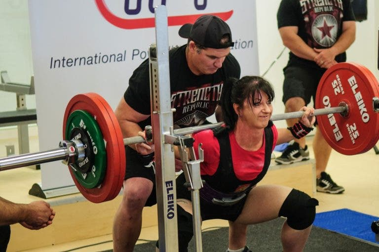 Powerlifting: ejercicios accesorios (i)