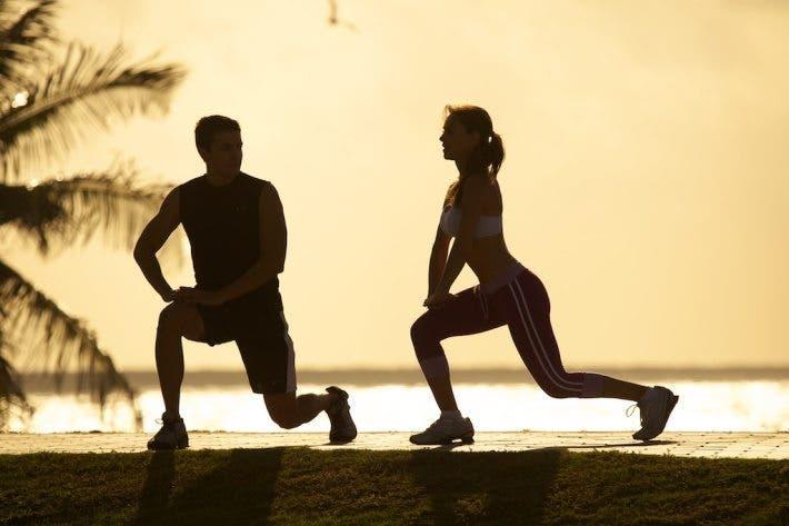entrenar para perder peso rápido