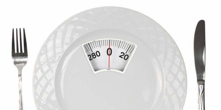 cómo bajar de peso en tu báscula