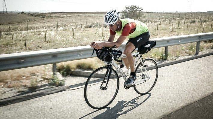 aumentar resistencia en ciclismo