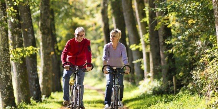 beneficios para la salud del ciclismo