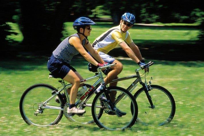 ciclismo para perder peso