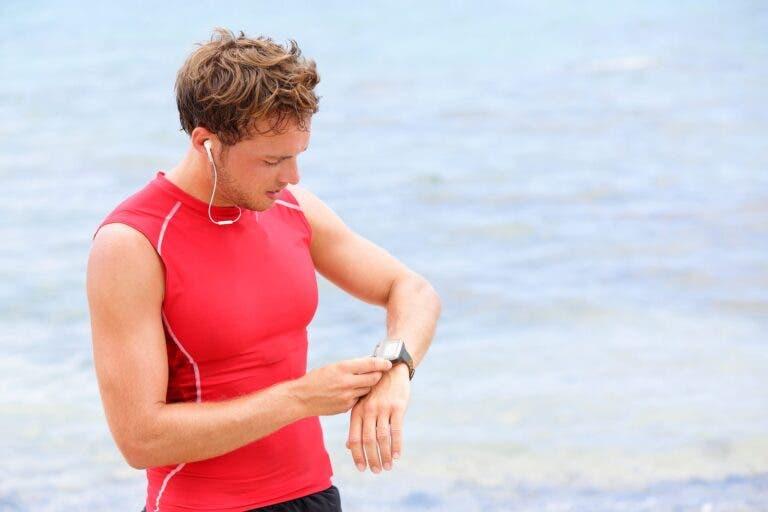 entrenamiento con pulsómetro