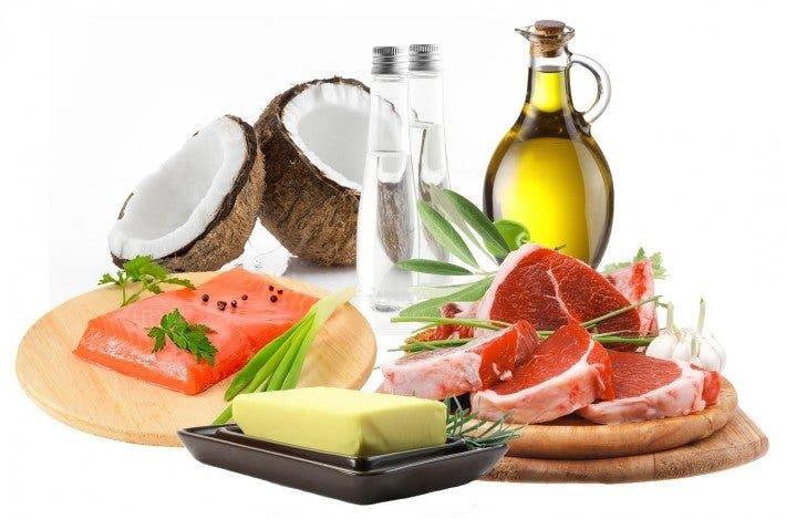 grasas saludables para perder peso