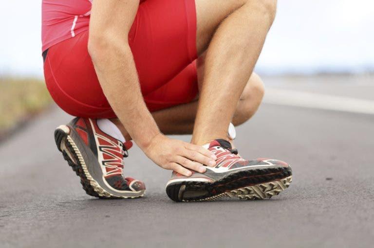 Cómo tratar las lesiones en el running