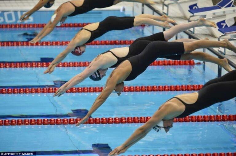 natación competitvia