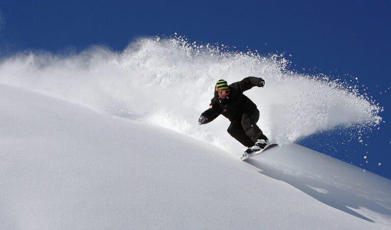 Cómo entrenar en la nieve