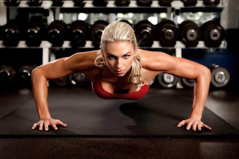 Los 3 errores más comunes al hacer flexiones