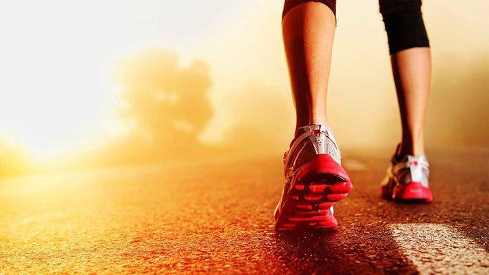 Entrenamiento media maratón