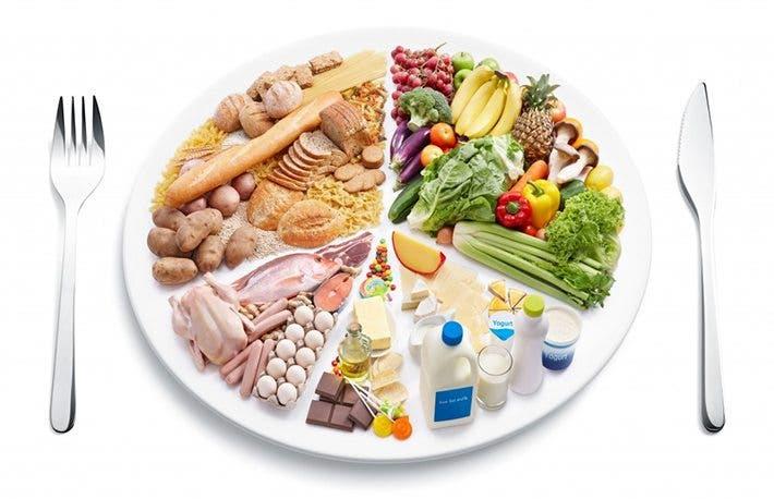 Los alimentos recomendados en la dieta disociada