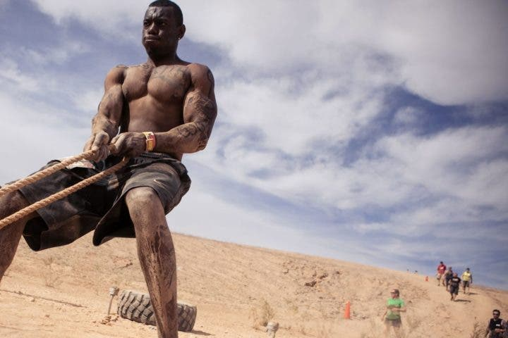 entrenamiento espartano con cuerda
