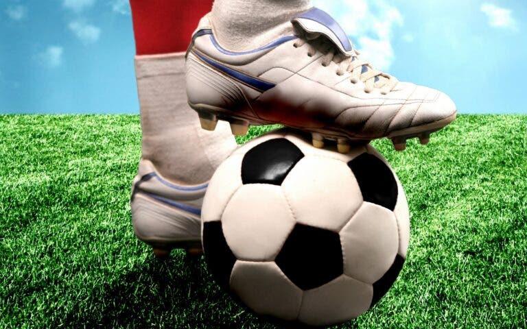 Preparación para pretemporada de fútbol
