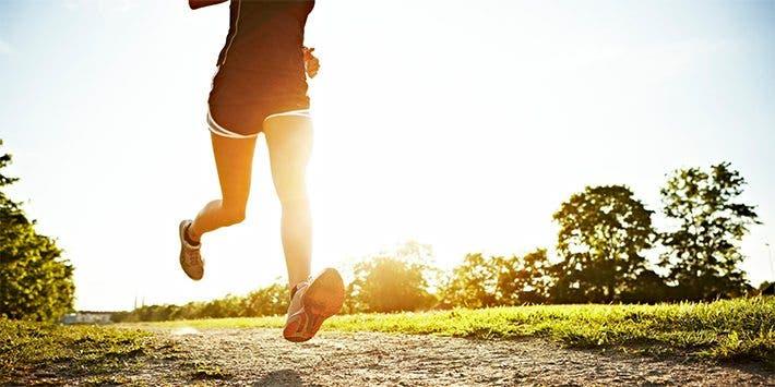¿Correr es malo para tus rodillas?