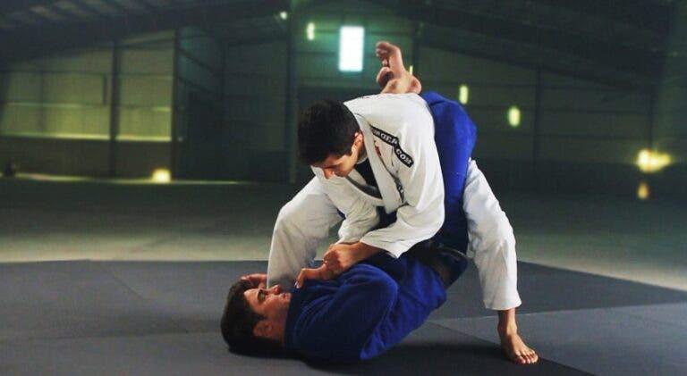 entrenamiento de Brazilian Jiu Jitsu
