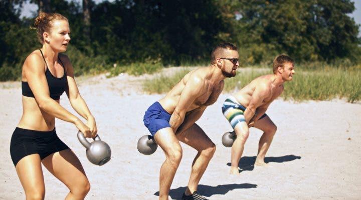 Beneficios del entrenamiento a intervalos