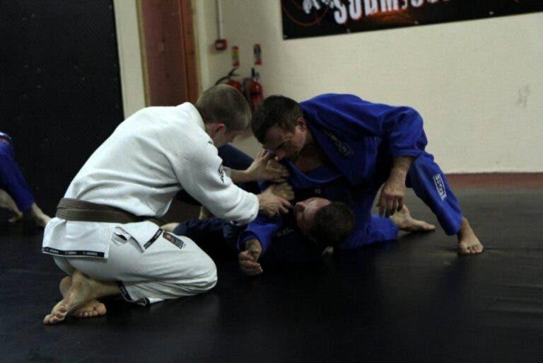 cómo entrenar BJJ