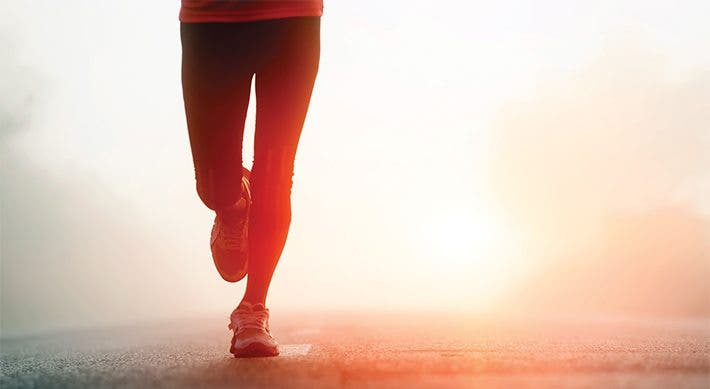 guía entrenamiento media maratón