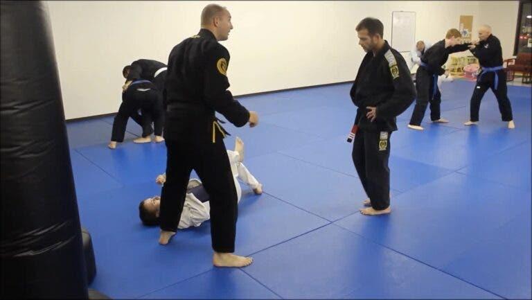 luchadores de Brazilian Jiu Jitsu