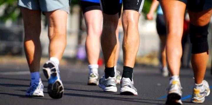 Cómo hacer media maratón andando