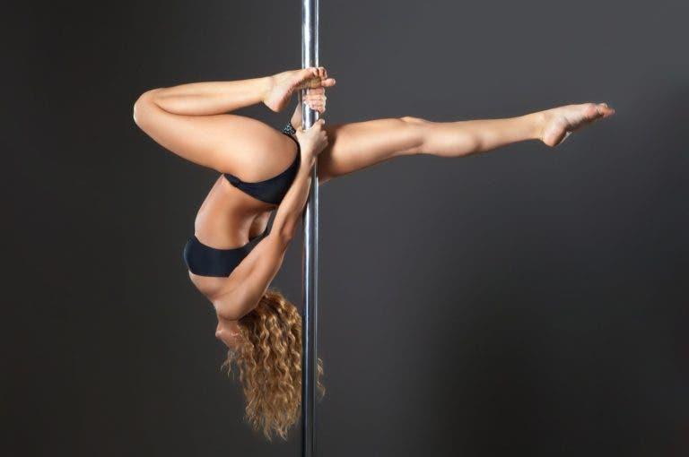 La revolución del fitness y la gimnasia: pole dancing