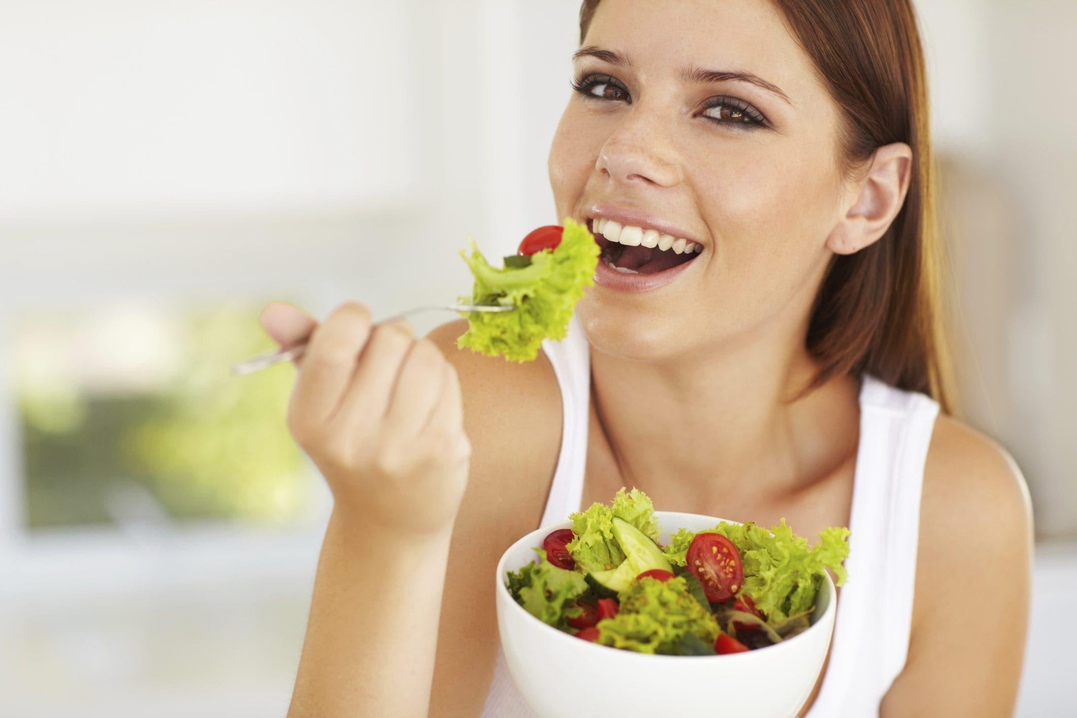 Por que tiempo es posible adelgazar si comer correctamente