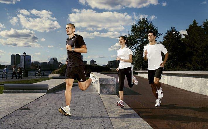 No aburrirte al correr