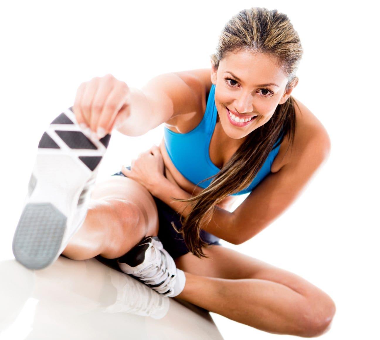 Como arreglar los lados y el vientre del ejercicio con las estampas