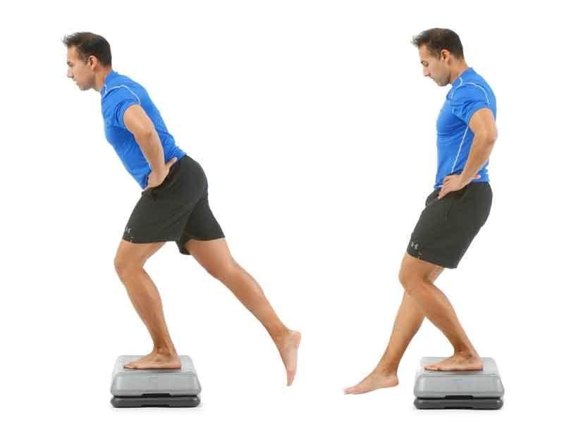Un runner debe ejercitar su tobillo para mejorar la fuerza y movilidad del mismo