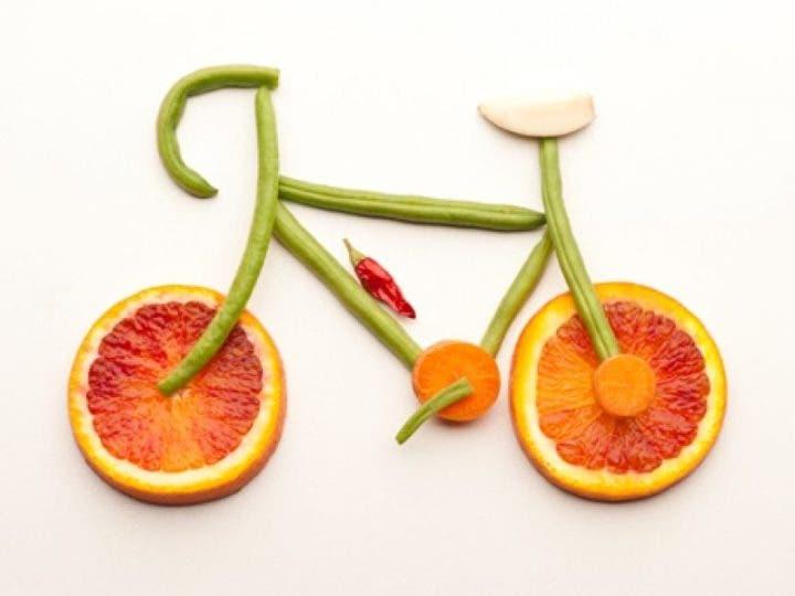 alimentacion balanceada en ciclistas