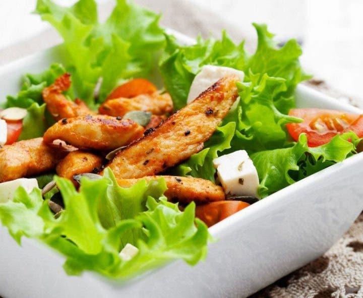 ejemplo dieta atkins:
