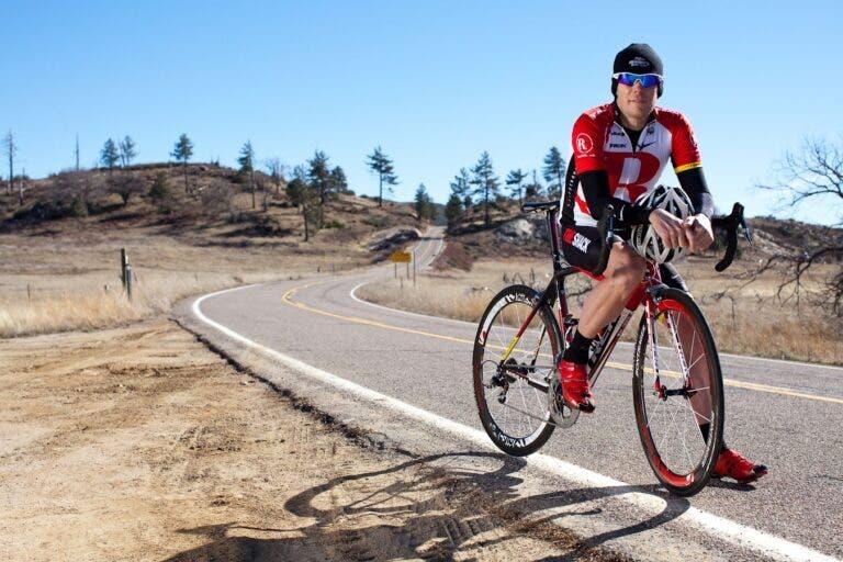 Evitar problemas digestivos en el ciclismo