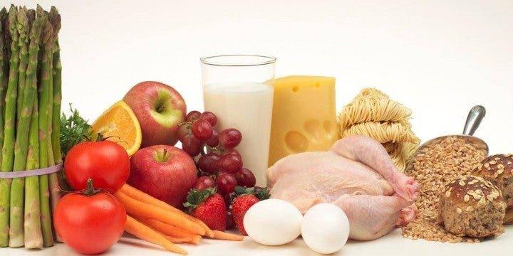 dieta y salud mental