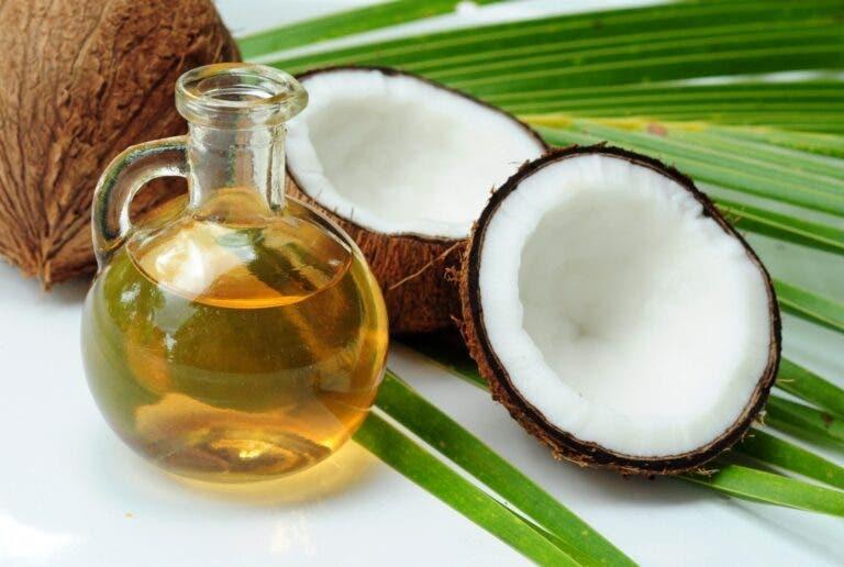el aceite de coco y sus beneficios