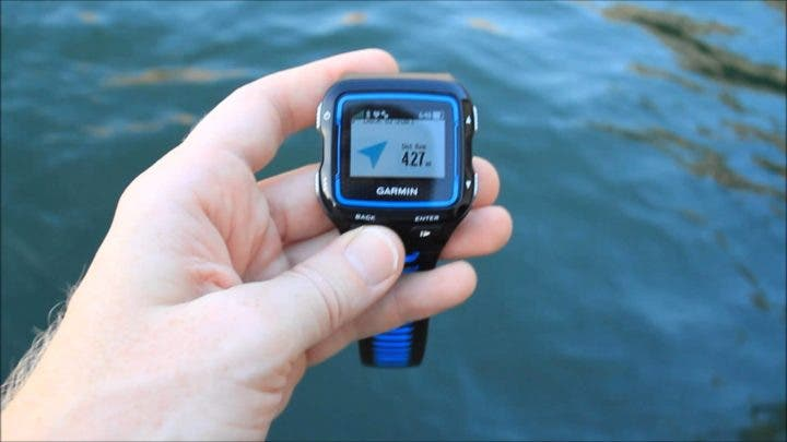 Garmin forerunner 920xt reloj con gps entrenamiento for Reloj piscina