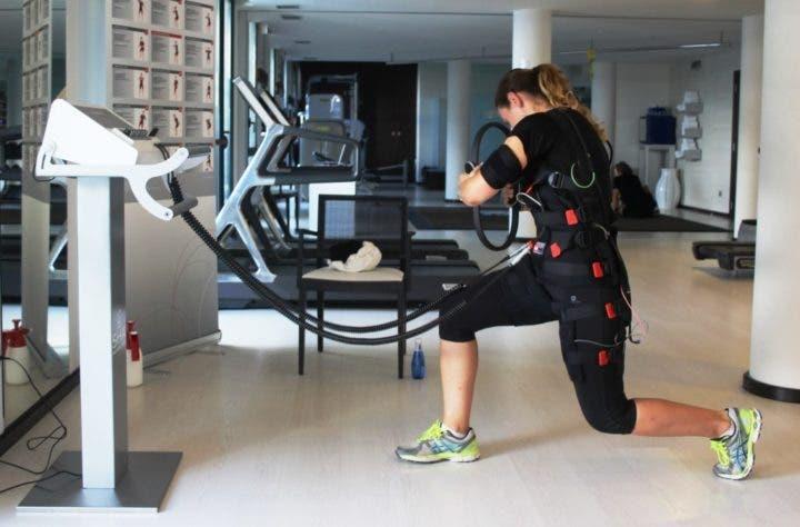Electroestimulacion muscular