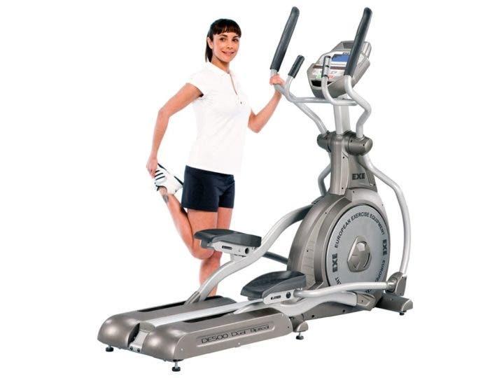 Volver a hacer ejercicio gracias a la elíptica