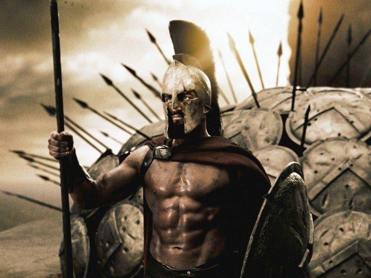 Consigue un físico espectacular con el entrenamiento espartano