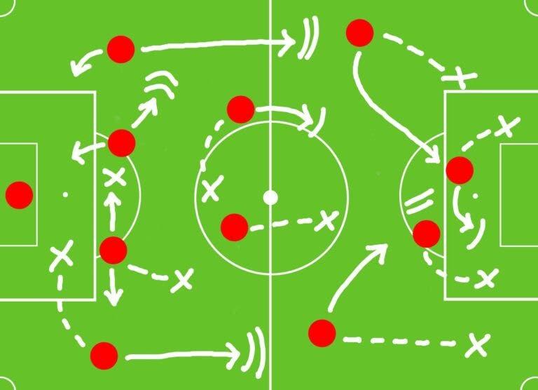estrategias para ganar un partido de fútbol