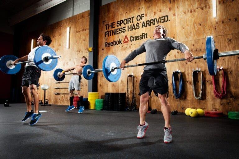 gimnasio para entrenar CrossFit