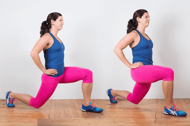 Ejercicios de pierna para personas con dolor de rodilla