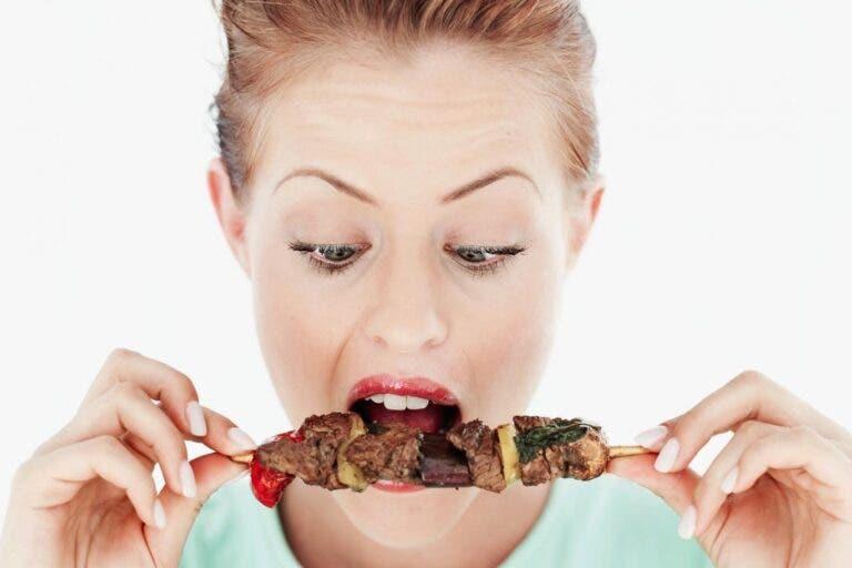 ¿es seguro comer carne procesada?