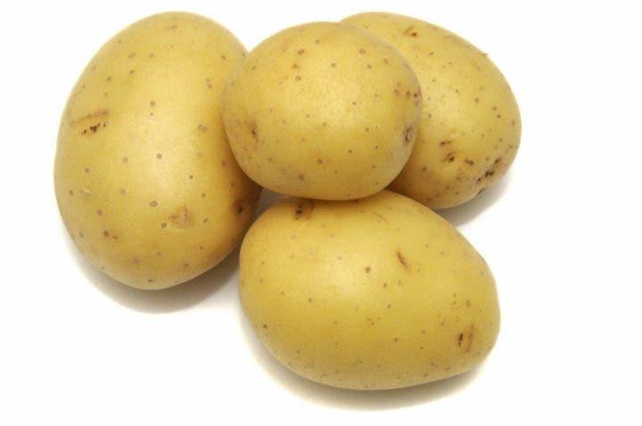 patata hervida para la diarrea