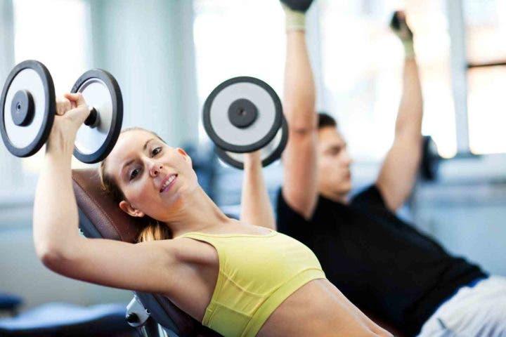perdida de masa muscular con hiit